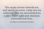 The-angel-moves-towards