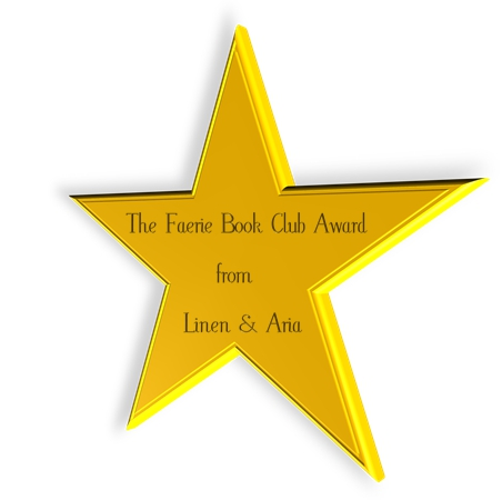 faerie book club award