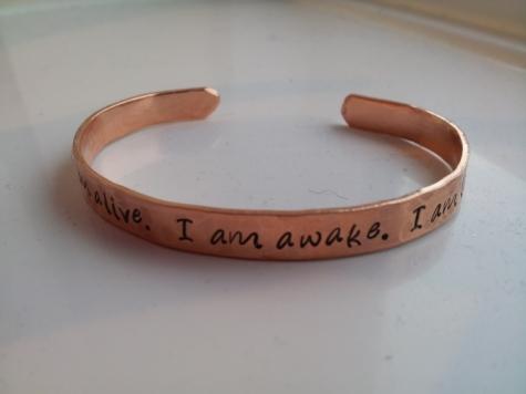 I am alive. I am awake. I am loved. ~ The Elphite