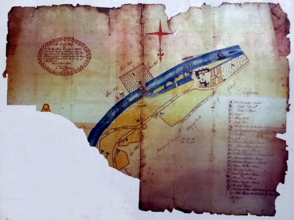 The pirate treasure map