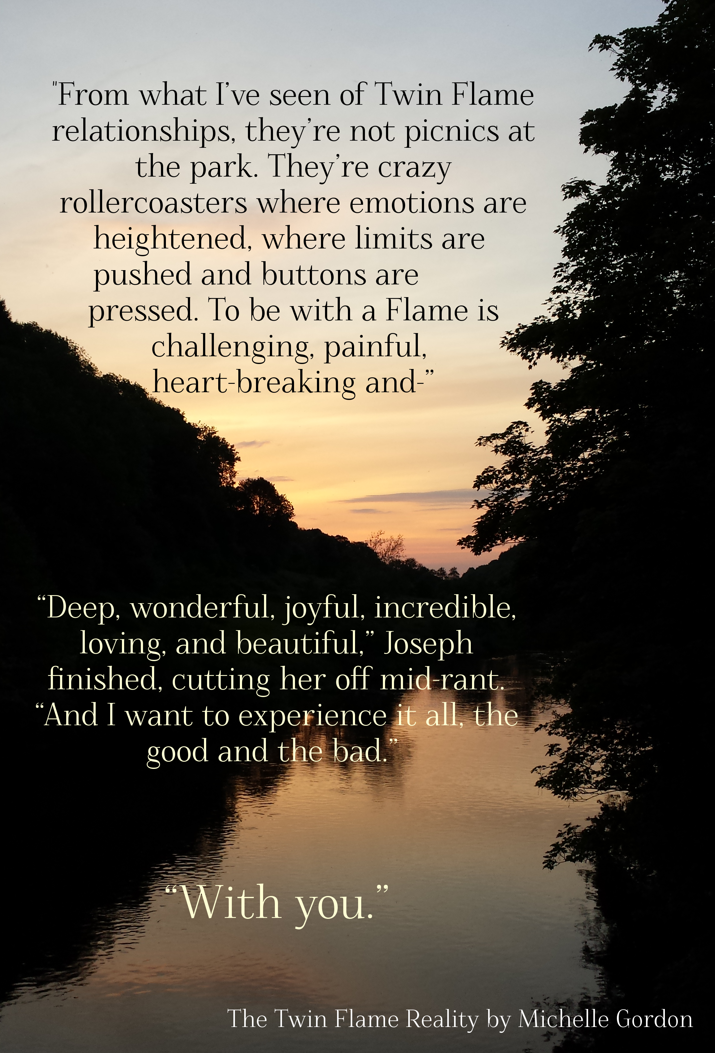 The Twin Flame Reality… | Twin Flame Blog
