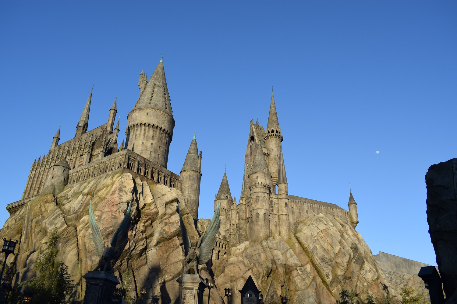 Wizarding World Of Harry Potter Twin Flame Blog The castle existed since at least 1294, around the year of the first triwizard tournament. twin flame blog